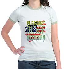 Cute Santorum Women's Plus Size V-Neck Dark T-Shirt
