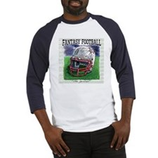 Fantasy Football Genius Baseball Jersey