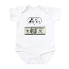 Benjamins Infant Bodysuit