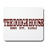 The Dodge House Mousepad