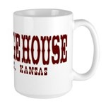 The Dodge House Large Mug