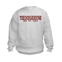 The Dodge House Kids Sweatshirt