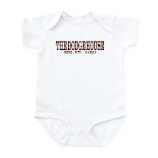 The Dodge House Infant Bodysuit