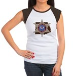 Copiah County Sheriff Women's Cap Sleeve T-Shirt