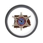 Copiah County Sheriff Wall Clock
