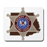 Copiah County Sheriff Mousepad