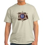 Copiah County Sheriff Light T-Shirt