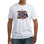 Copiah County Sheriff Fitted T-Shirt