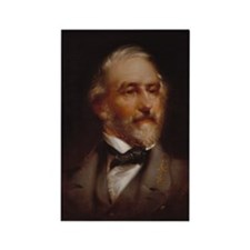 Robert E. Lee Rectangle Magnet