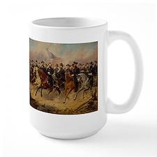 Grant & His Generals Large Mug