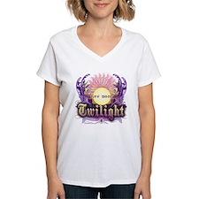Twilight New Moon Violet Intrigue Shirt