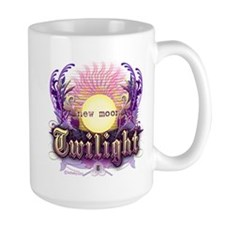 Twilight New Moon Violet Intrigue Mug