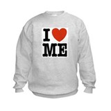 i love ME Maine Sweatshirt