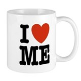 I Love Me Coffee Mug
