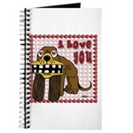 Valentine Dog Journal