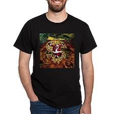 Shave Full Comercial XXX-mas Black T-Shirt