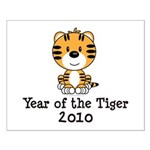 Year of the Tiger 2010 Small Poster