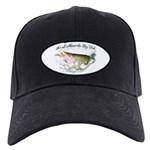Tiger musky Black Cap