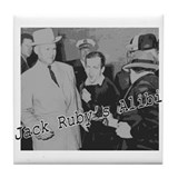 Jack Ruby's Alibi Tile Coaster