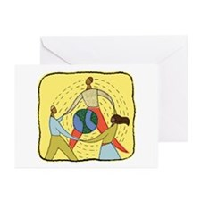 Celebrate Earth Greeting Cards (Pk of 10)