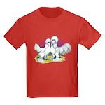 Sultan Chickens Kids Dark T-Shirt