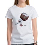 Champion Cropper Pigeon Women's T-Shirt