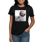 Champion Cropper Pigeon Women's Dark T-Shirt