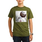 Champion Cropper Pigeon Organic Men's T-Shirt (dar
