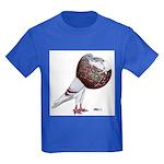 Champion Cropper Pigeon Kids Dark T-Shirt