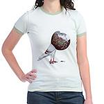 Champion Cropper Pigeon Jr. Ringer T-Shirt