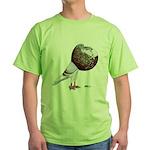Champion Cropper Pigeon Green T-Shirt