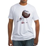 Champion Cropper Pigeon Fitted T-Shirt