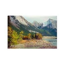 Medicine Lake, Alberta Rectangle Magnet (100 pack)