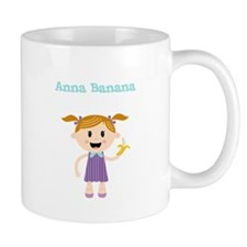 Anna Banana Small Mug