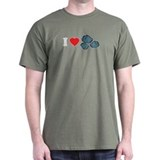 I Love Rocks T-Shirt