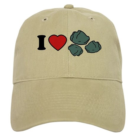 I Love Rocks Cap