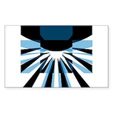 Composite Logo Rectangle Sticker 10 pk)