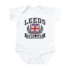 Leeds England Onesie
