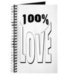 100% Love Journal