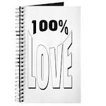 100% Love Journal