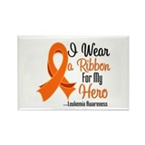 Hero - Kidney Cancer Rectangle Magnet