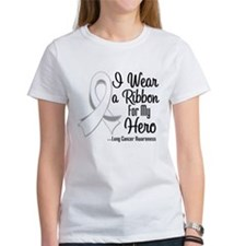 Hero - Lung Cancer Tee