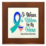 Hero - Thyroid Cancer Framed Tile