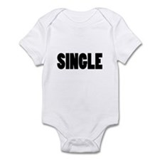 Funny Single T Shirt Infant Bodysuit