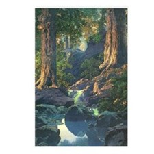Maxfield Parrish Glen (Package of 8)