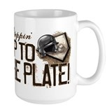 Step Up to the Plate Mug