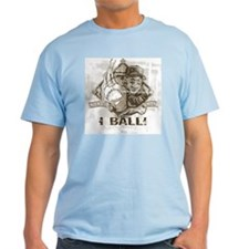 I Ball Baseball T-Shirt