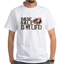 Baseball My Life Shirt