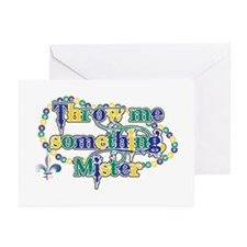 Throw me mister bc Greeting Cards (Pk of 10)