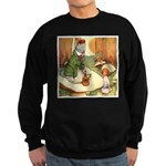 ALICE & THE CATERPILLAR Sweatshirt (dark)